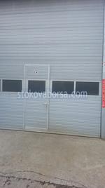 изработка на индустриална метална врата