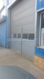 метални врати за промишлени сгради