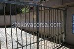 метална портална врата