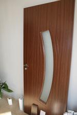 Врата за интериора от естествена дървесина