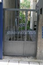 решетъчни метални порти