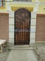 кована портална врата