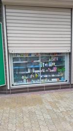 охранителна ролетка за аптека
