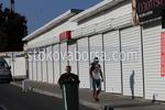 плътни охранителни ролетки за магазини