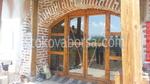 плъзгаща врата дървена