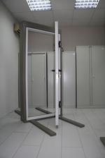 el tamaño del incendio puerta 900x2150mm