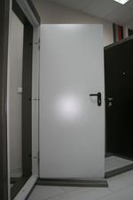 900x2150mm πόρτα πυρκαγιάς μετάλλου