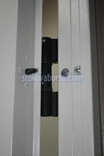 φωτιά 1140x2150mm μέγεθος πόρτας