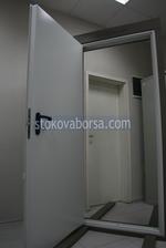 1140x2150mm ενός φύλλου της πόρτας φωτιά
