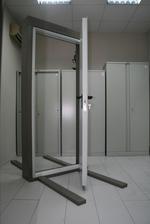 puerta a prueba de fuego 800x2150mm tamaño