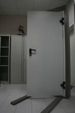 1100x2050mm Двери противопожарные металлов