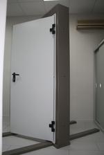 800x2150mm Двери противопожарные металла