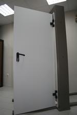 800x2150mm одностворчатая противопожарная дверь