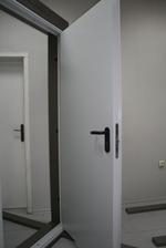 еднокрилна противопожарна врата 800x2050мм