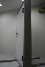 fireproof steel door 800x2050mm