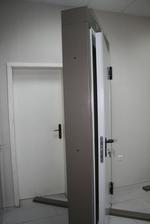 800x2050mm fireproof door