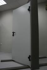 противопожарная дверь 1000x2050mm