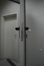 противопожарная дверь размером 1000x2050mm