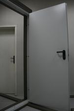 одностворчатых противопожарных дверей 1000x2050mm