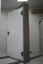 μονό φύλλο πόρτα πυρασφαλείας 900x2150mm
