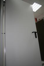 еднокрилна пожароустойчива врата 1000x2050мм