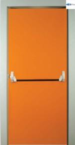 метална еднокрила пожароустойчива врата