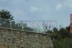 производство и монтаж на стъклени огради